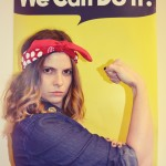 Halloween 2013: A Study In Feminist Icons