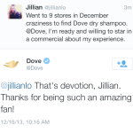 In Which I Travel To 9 Stores For Dove Dry Shampoo