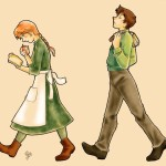 Literary Love #7: Gilbert Blythe – Anne of Green Gables