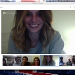 The Many Stages Of The Google+ Hangout