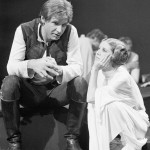 Carrie Fisher, Harrison Ford, and Our Teenage Diaries