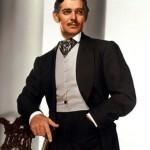 Literary Love #3: Rhett Butler – Gone with the Wind